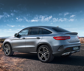 Oferta Mercedes GLE 350 d 4M Coupé con Mercedes-Benz Alternative Lease